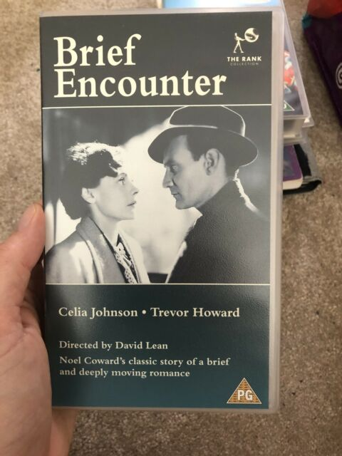 Brief Encounter VHS Video Retro, Supplied by Gaming Squad