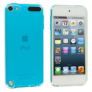 Clear-TPU-Plain-Rubber-Transparent-Skin-Case-Cover-for-iPod-Touch-5th-Gen-5G-5
