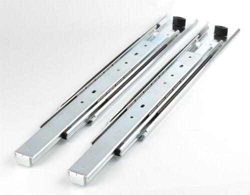 1 paire Poids Lourds extrait Vollauszug 350 mm 160 kg schublad Prix de base 12,95 €//pcs.