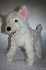 Plush Stuffed MELISSA & DOUG WEST HIGHLAND WHITE TERRIER Dog