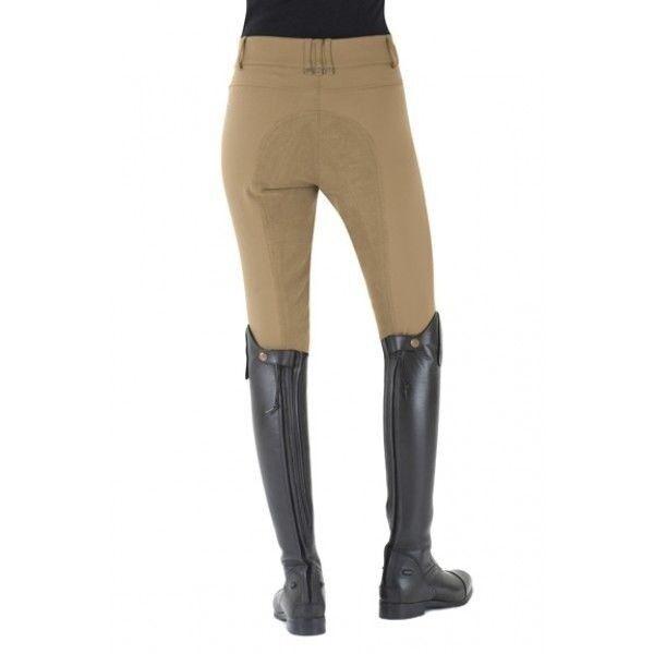 Romfh asiento completo de señora Sarafina Equitación Pantalones de Montar mediados de subida Pretina SoftTouch