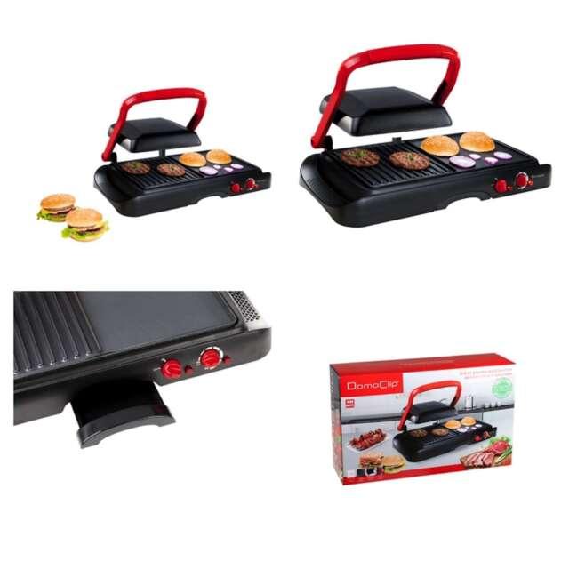 Lusso Centrale Grill Sandwich Maker Maker Elettrico Tavolo Grill Grill 55995889