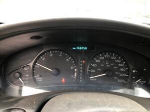 2002 Oldsmobile Alero GLS Sedan v6