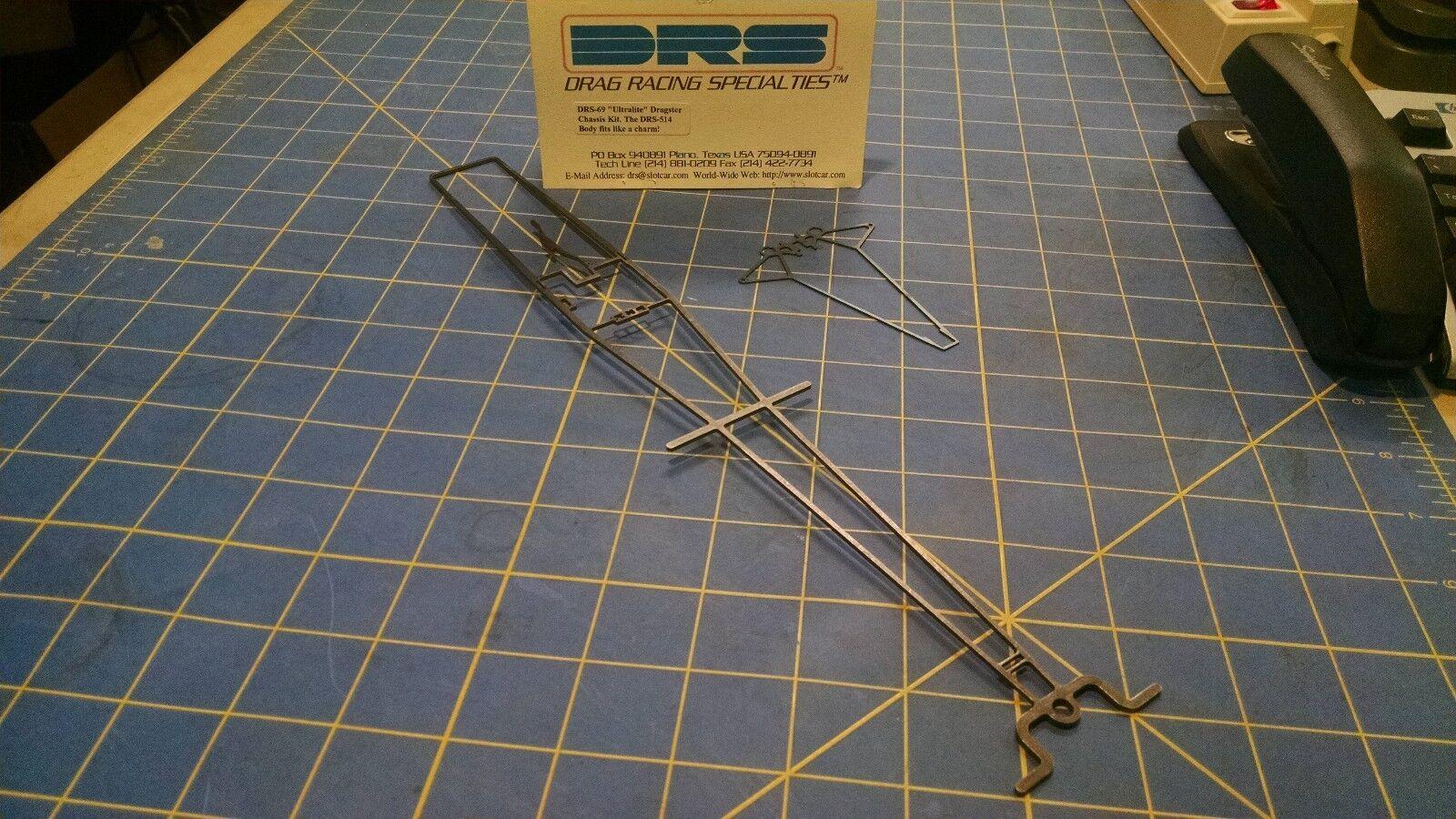 Drs 69 ultralite dragster - kit von mid america naperville