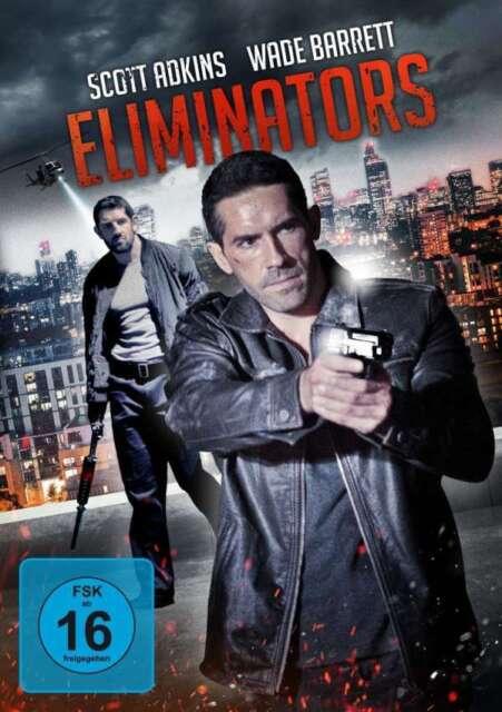Eliminators - Scott Adkins - DVD