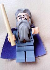 LEGO Harry Potter Albus Silente con la bacchetta di Sambuco e mantello minifigura