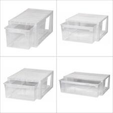 Schubladeneinsatz Ordnungssystem Schubladenteiler Fachteiler silber 80x150x50 mm