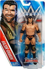WWE WWF MATTEL WRESTLEMANIA 32 SERIE Razor Ramon Action Figure Nuovo in Scatola!!!