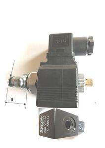 soupape-hydraulique-2-2-Wege-valve-a-siege-230-volts-3-4-UNF-Centre-d-15-8