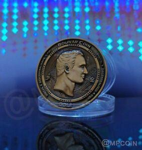A-Bolivarcoin-physical-crypto-Bitcoin