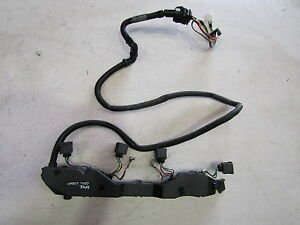 bmw e46 318i n42 ignition coil wiring harness oem 7515689 ebay points and coil diagram image is loading bmw e46 318i n42 ignition coil wiring harness