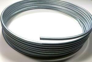 Fittings//Tubing Unions Nylon or Steel Fuel Line Kit 25/' 8 mm Fuel line