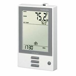 Underfloor Heating Programmable Thermostat With Gfci