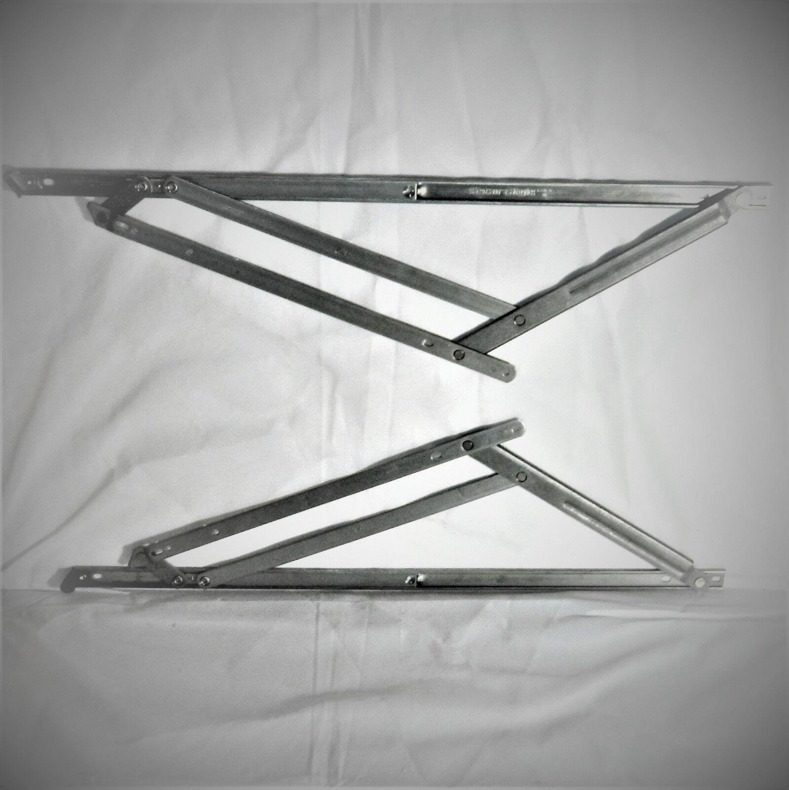 1 Paar SECURISTYLE Senkklappscheren, Fensterschere nach außen klappend, Gr. 26 26 26 | Feinen Qualität  782cfb