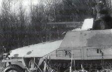 Milicast BG019 1/76 Resin WWII German SdKfz 251/10 Ausf. D Halftrack+37mm PaK 36