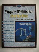 YNGWIE MALMSTEEN INSPIRATION JAPAN BAND SCORE GUITAR TAB