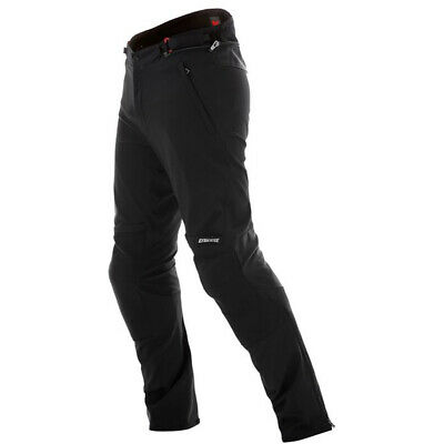 Dainese New Drake Air Textile Pants (50) (Black)