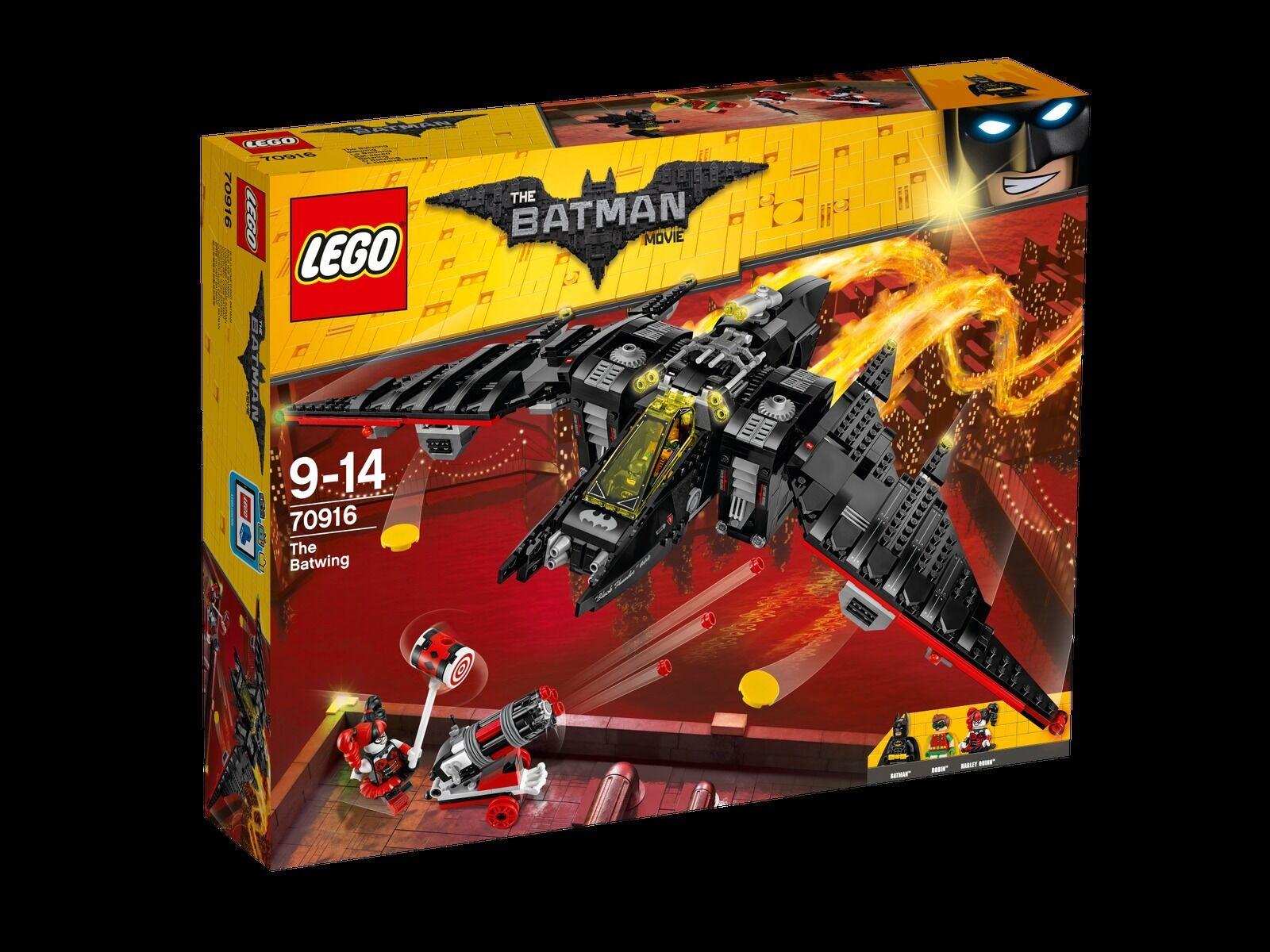 LEGO 70916 BATMAN BATWING 9-14 JAHRE NEU+OVP