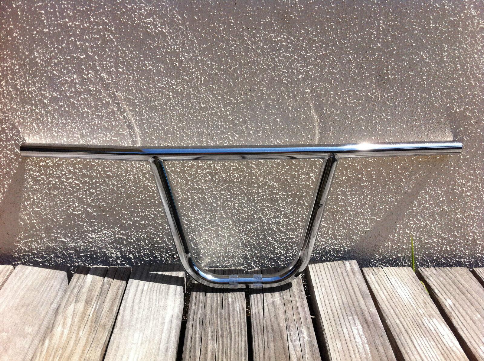 BICYCLE C.W. STYLE HANDLEBAR 22.2MM BMX FIXIE MTB LOWRIDER CRUISER BIKES CYCLING