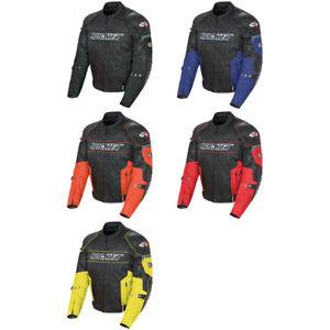 2018-Joe-Rocket-Mens-Resistor-Textile-Motorcycle-Jacket-w-Armor-Pick-Size-Color