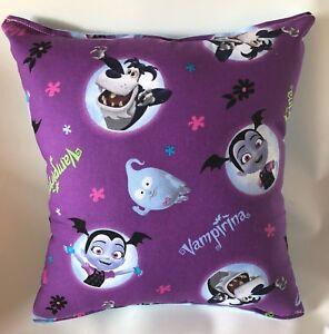 Vampirina-Pillow-Disney-Jr-Vampirina-Pillow-HANDMADE-in-USA-NEW-Pillow