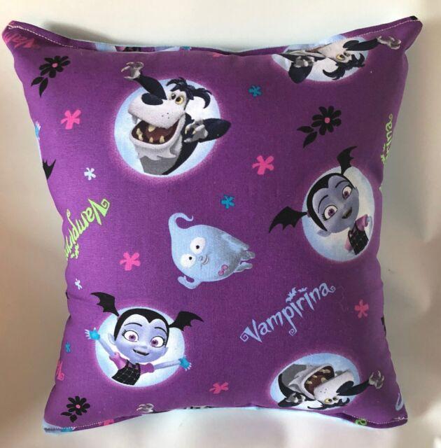 Vampirina Pillow Disney Jr Vampirina Pillow HANDMADE in USA NEW Pillow