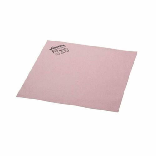 Vileda PVA Micro Cloth Red Colour Name Red Leave Behind Pack Of 5