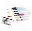 5 Multi Purpose Bonus Pen Brushes Hol OOKU Watercolor Brush Pens 7 Piece Set