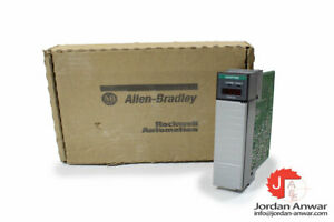 ALLEN-BRADLEY SLC 500 / 1747-ASB REMOTE I/O ADAPTER MODULE