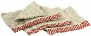 Floor-Duster-Wet-amp-Dry-Cotton-Cleaning-Cloth-Mop-30-X-30-Inch-Pack-of-3-New