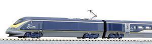 Simple Kato 10-1297 Voie Ferroviaire Train Eurostar Tm E300 Basique N Gauge 8-car Set * Sang Nourrissant Et Esprit RéGulateur