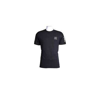 Glock AA1100 Series Men/'s Tee Black Perfection Short Sleeve T-Shirt Sizes M-3XL