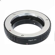 PenF-FX Adapter for Olympus Pen F SLR Lens to Fujifilm X-Series XT1 XT100 XE2