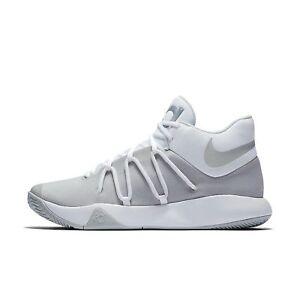 a05f4b949afd Nike KD Trey 5 V Mens Basketball Shoes White Chrome-Pure Platinum ...