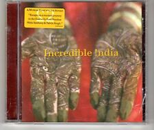 (HH386) Incredible India, 14 tracks various artists - 2005 CD