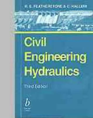 Civil Engineering Hydraulics : Essential Theory with Worked Examples-ExLibrary