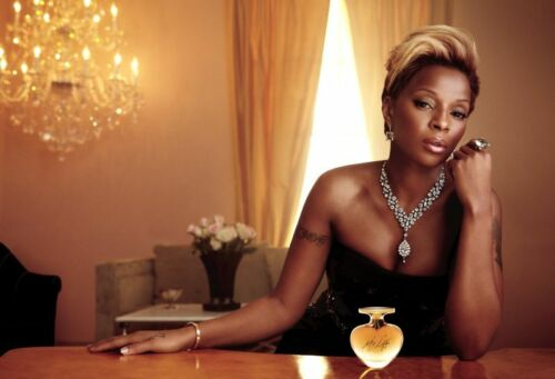 MARY J BLIGE Poster Celebrity Room Art Wall Print 2x3 Feet