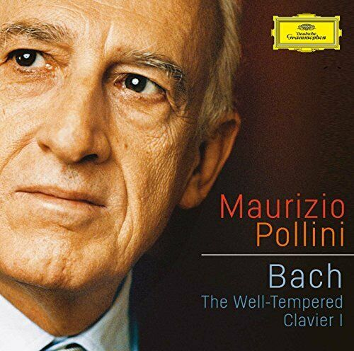 Maurizio Pollini - Bach, J.S.: The well-tempered Clavier [CD]