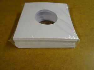 100-PAPER-SLEEVES-FOR-7-034-SINGLE-RECORDS
