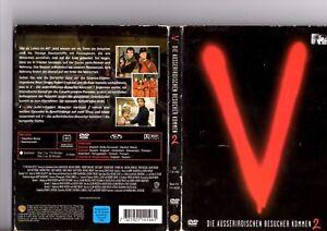 Details Zu V Die Außerirdischen Besucher Kommen 2 Dvd 16482