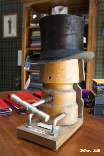 Antique Top Hat Size 6 58
