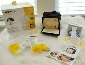 Medela Pump In Style Advanced Double Breast Pump Starter Set With