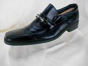STEVE MADDEN Mens Dress Shoes Black