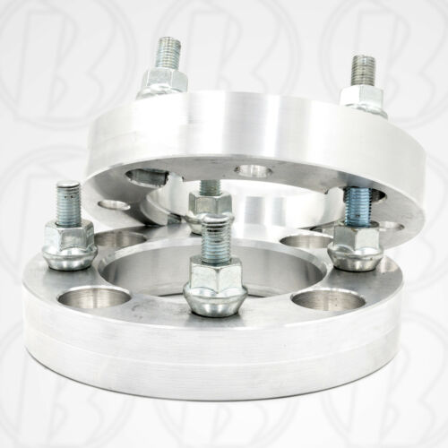 """4x156 to 4x137 Wheel Adapters//Spacers 1.25/"""" Thick for Polaris /& Yamaha ATV 4 pc"""