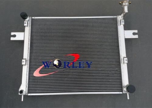 Aluminum radiator for JEEP GRAND CHEROKEE /& Commander 2006-2010 3.7 4.7 6.1 5.7