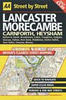 AA Street by Street Lancaster, Morecambe by AA Publishing (Paperback, 2002)