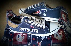 New England Patriots Levis Canvas Men's