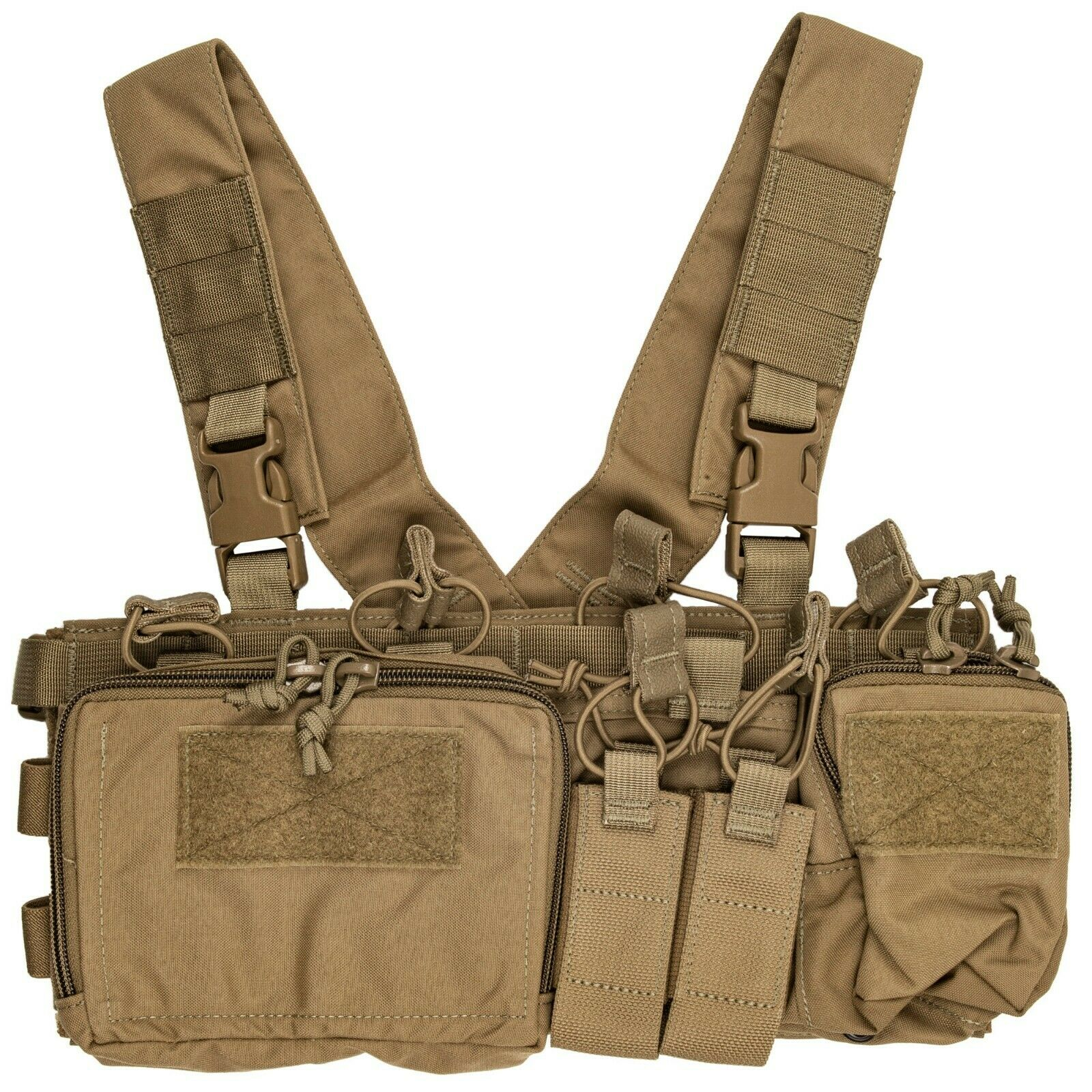 Haley Strategic Partners Tactical D3CR-H COYOTE Heavy Chest Rig (.308  7.62)
