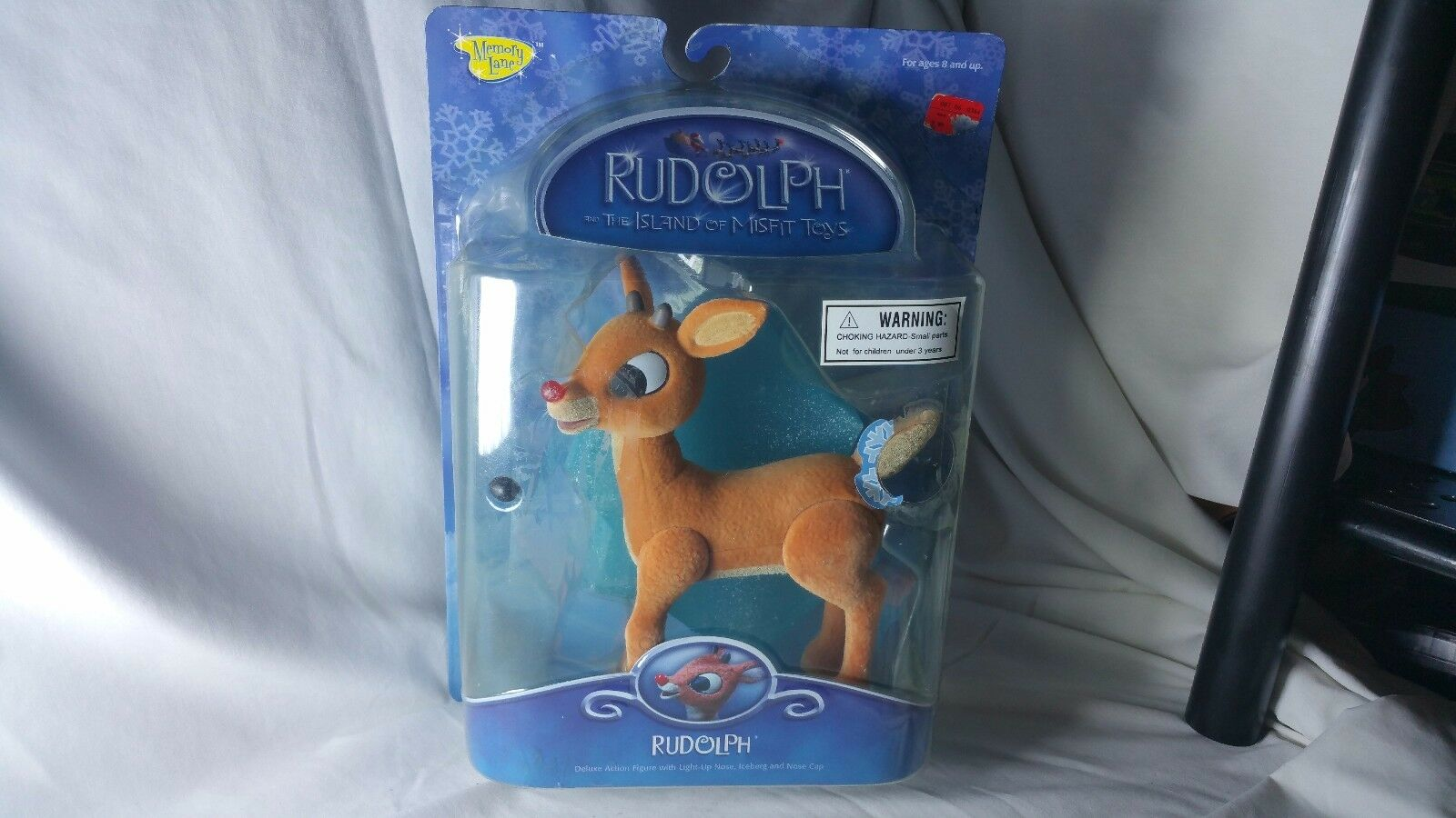 Rudolph And And And The Island Of Misfit Toys -  Rudolph  Action Figure 83b390
