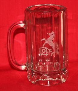 COLT-Firearms-Factory-Glass-Mug